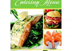 Corporate Philadelphia catering menu